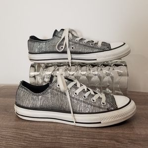 Conversely Shoes Sneakers All Stars Silver 8